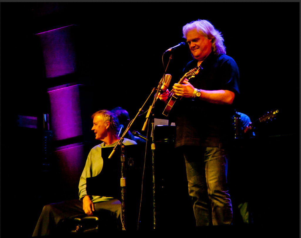 Bruce Hornsby and Ricky Skaggs