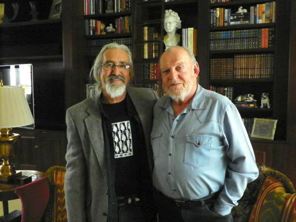 Dale McCurry and Joe Cocker