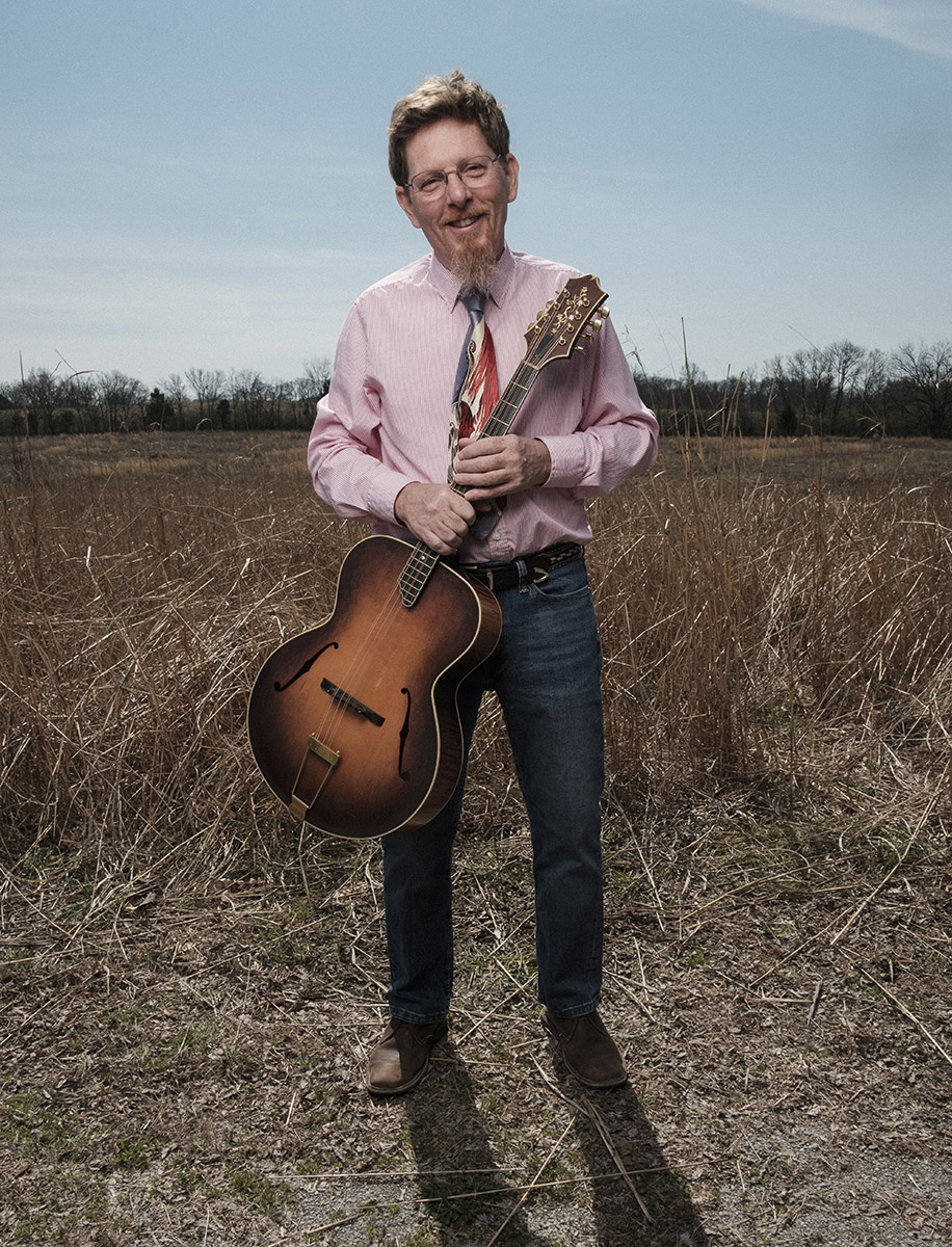 Tim O'Brien. Photo by Scott Simontacchi.