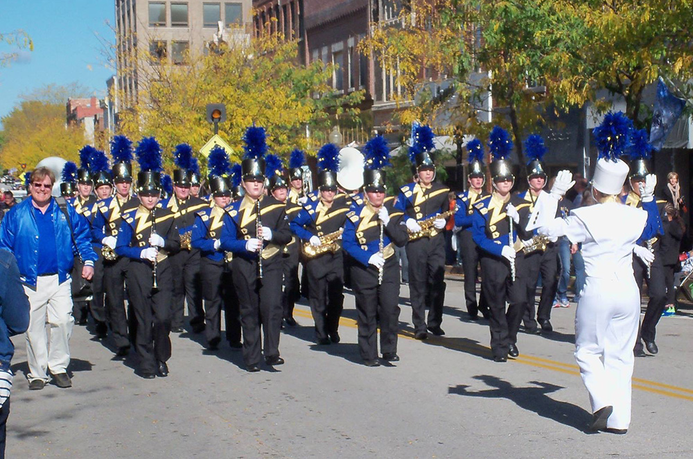 Fatima HS Marching Band