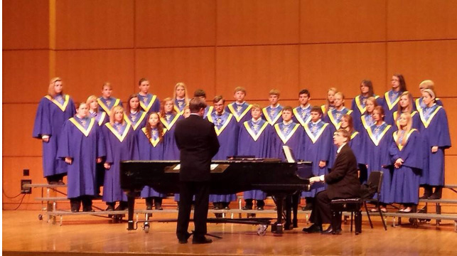The Big Apple Classic Choral Competition 2014
