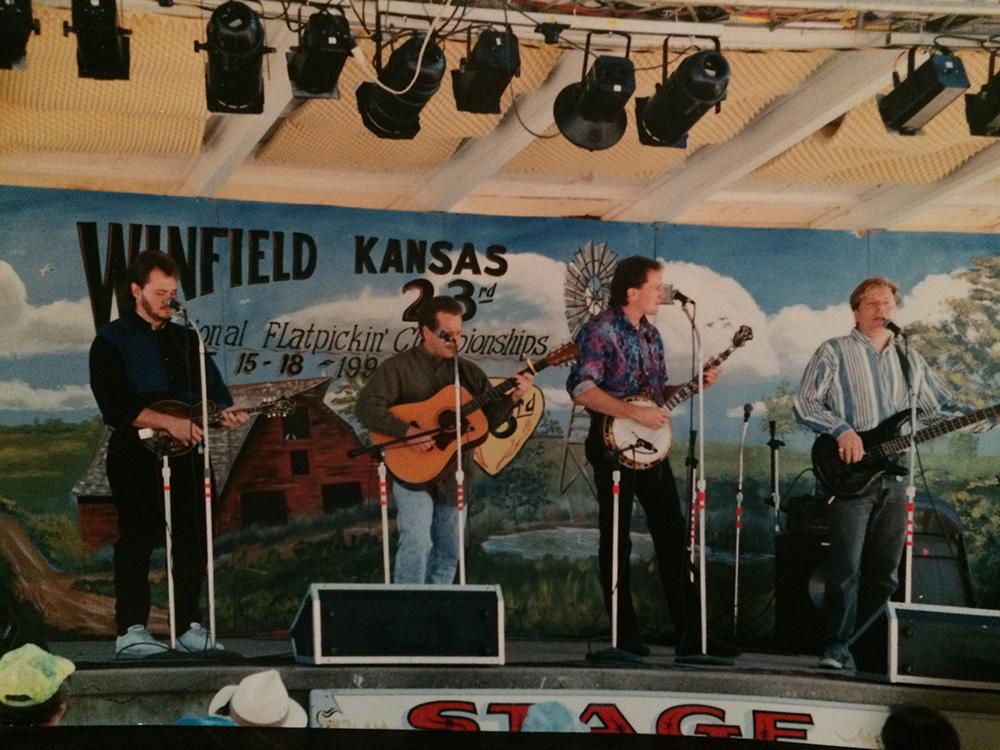 Walnut Valley Festival Winfield, Kansas 1996