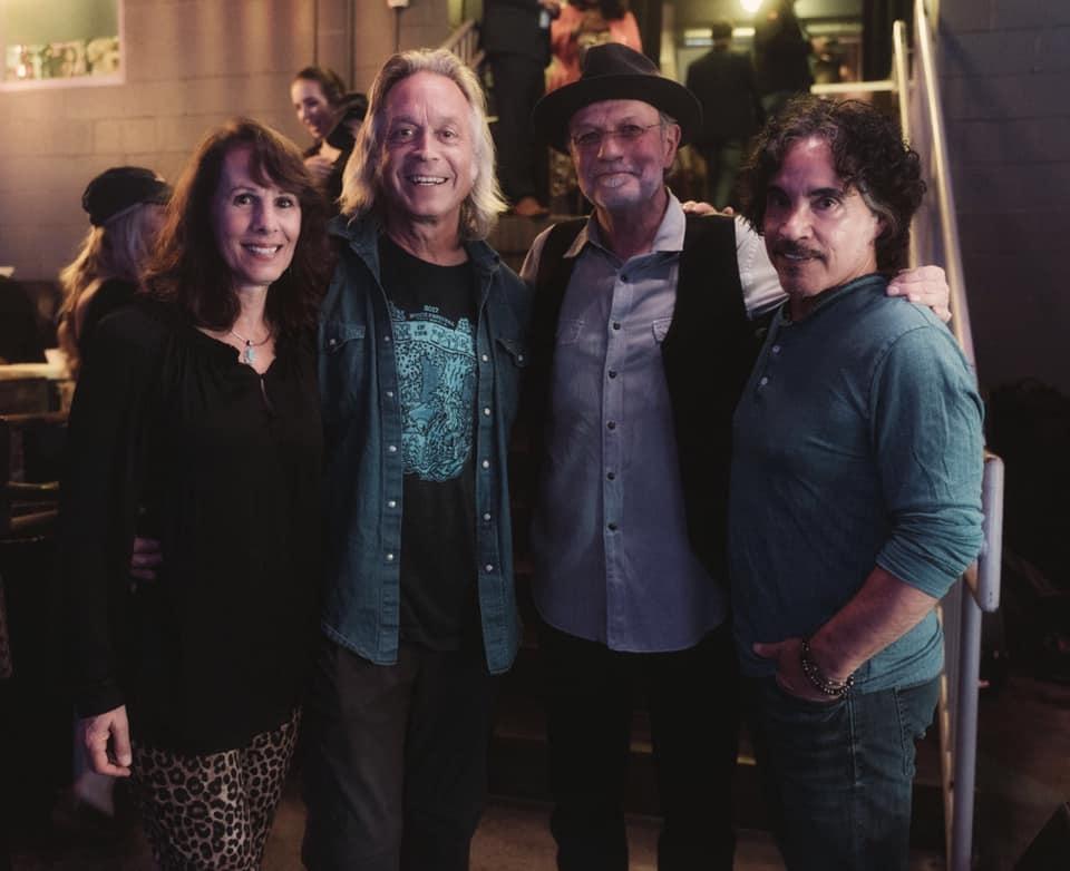 Irene Kelley, Jim Lauderdale, David Starr, John Oates