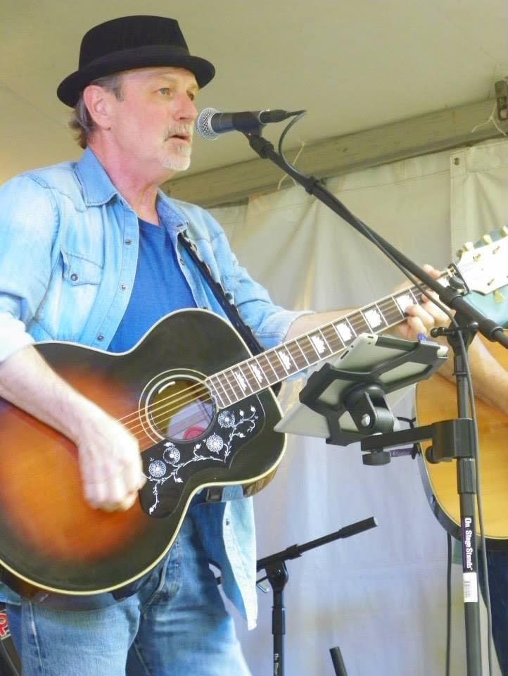 David Starr at Ouray, Colorado, 2015