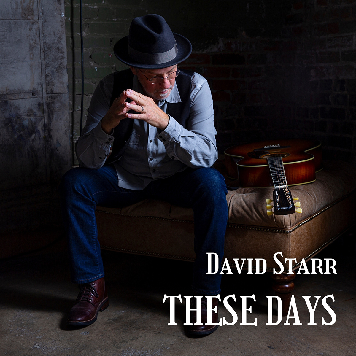 David Starr | These Days | Photo by Jeff Fasano