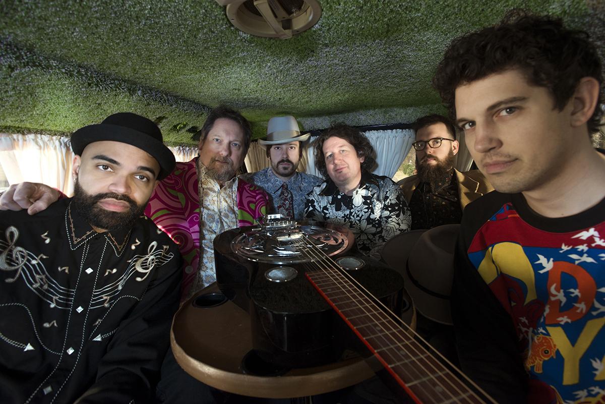 Jerry Douglas Band | Photo by Patrick Sheehan