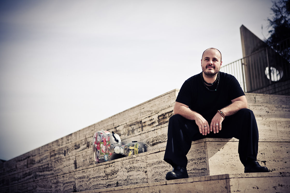 Andy McKee | Photo by Simone Cecchetti