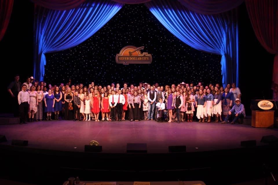 KSMU Youth in Bluegrass Contest class of 2017