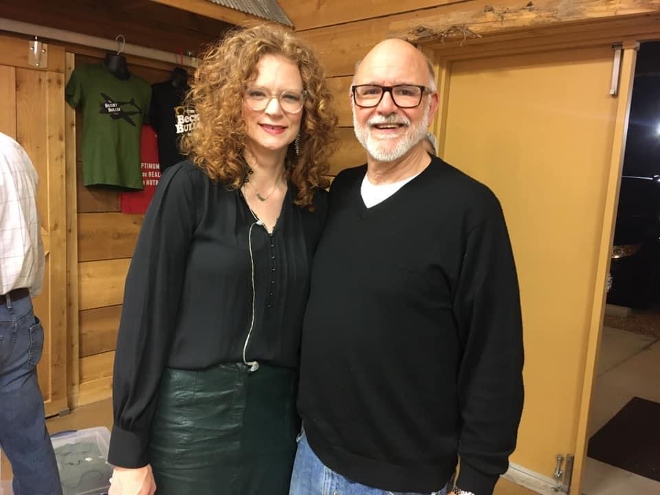 Becky Buller and Mike Smith