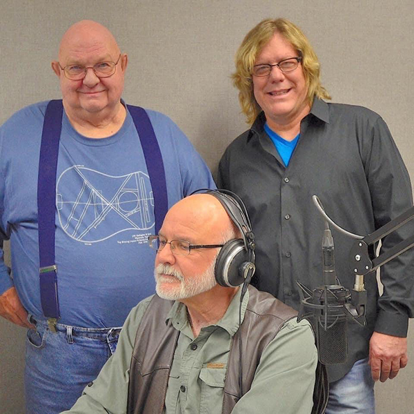 Harry Moore, Ray Cardwell, and Mike Smith | Photo by Dean P. Groover Photography