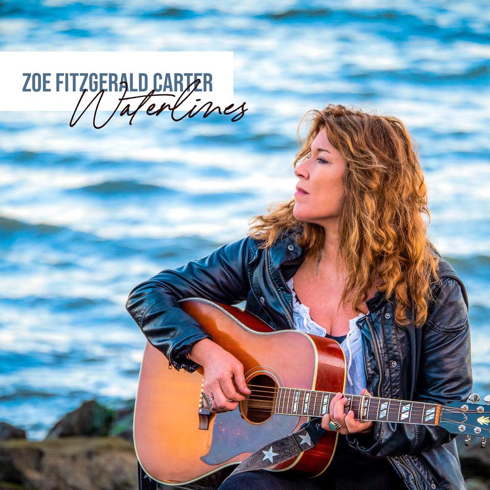 """Zoe FitzGerald Carter """"Waterlines"""""""