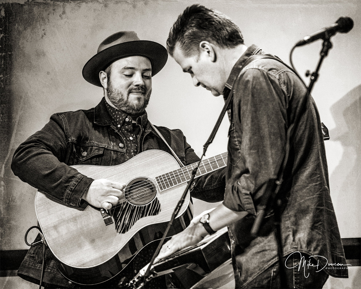 Trey Hensley and Rob Ickes | Photo by Mike Duncan