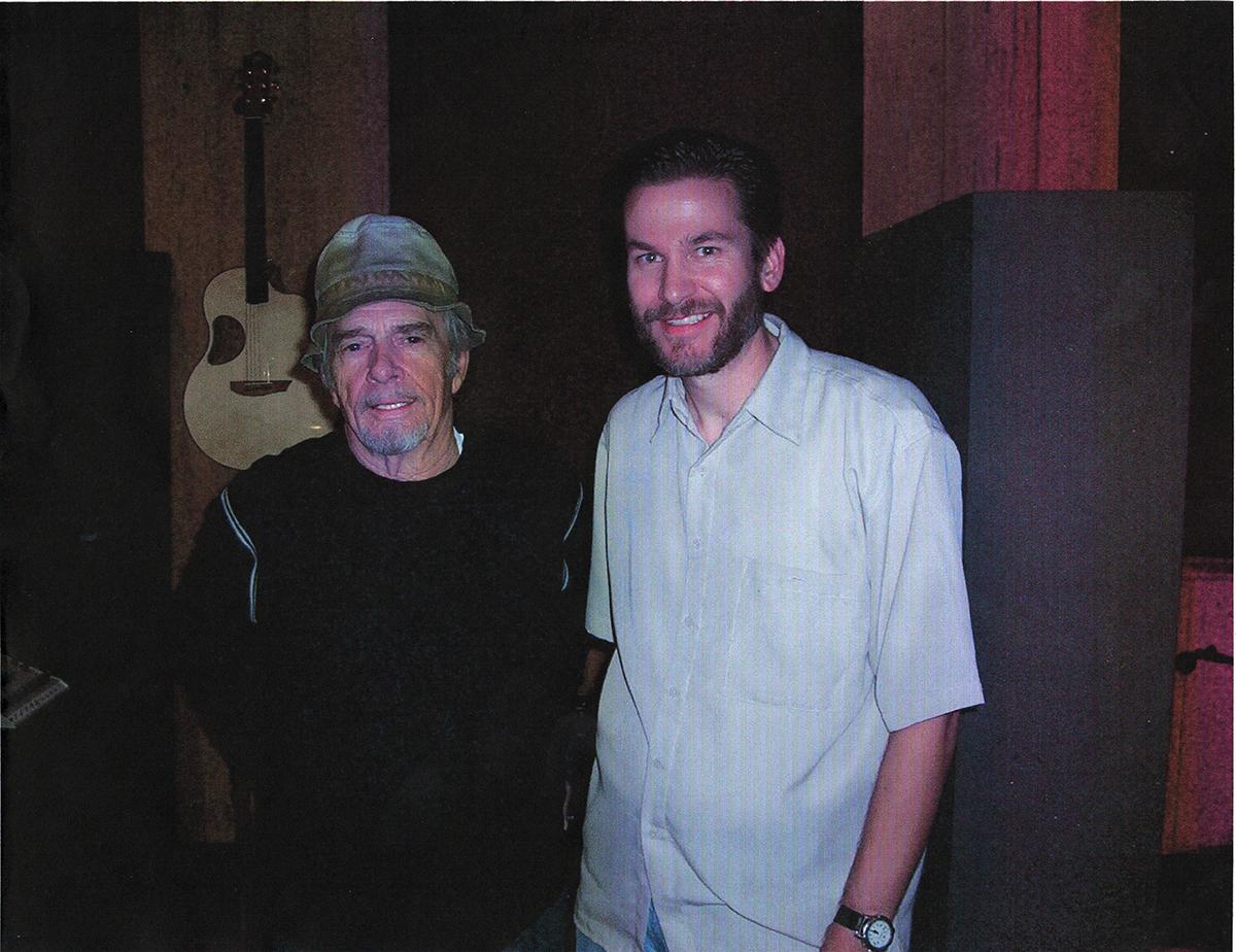 Merle Haggard and Rob Ickes