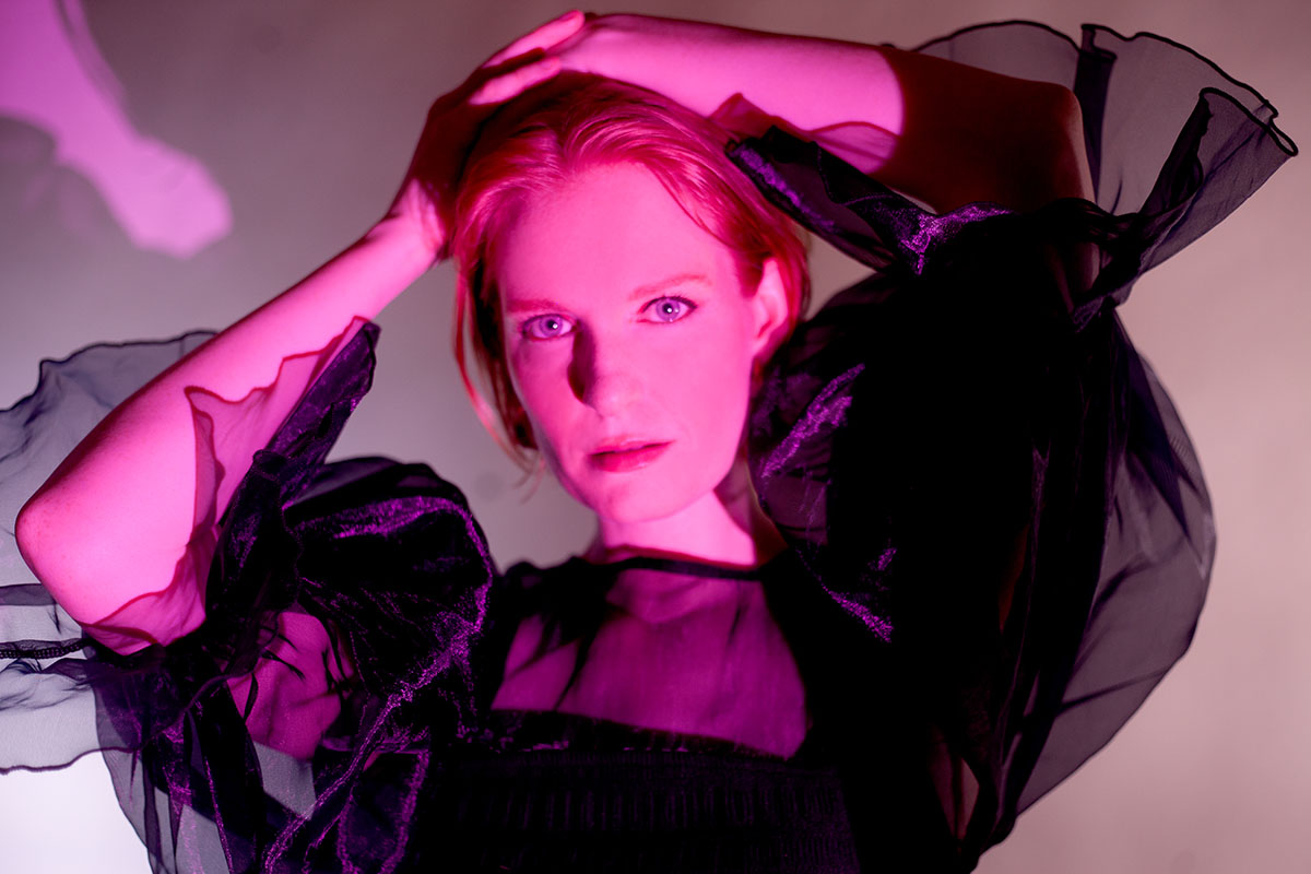 Mackenzie Shivers | Photo by Lissyelle Laricchia