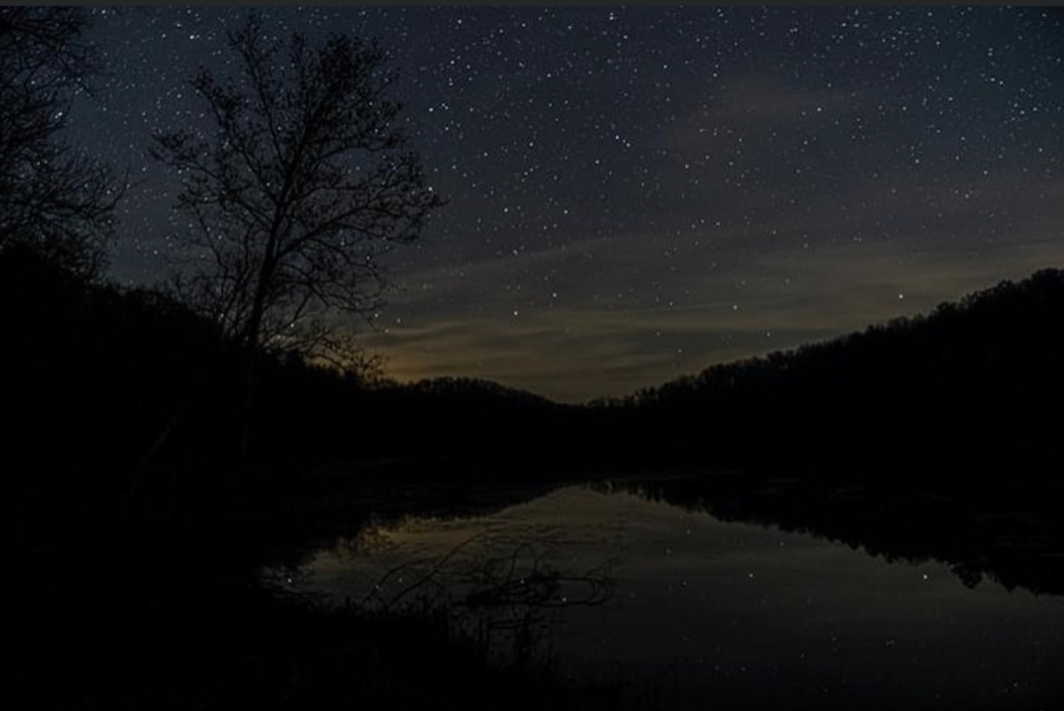 Dark Sky Project | Mark Twain Forest | Photo by Steven Spencer