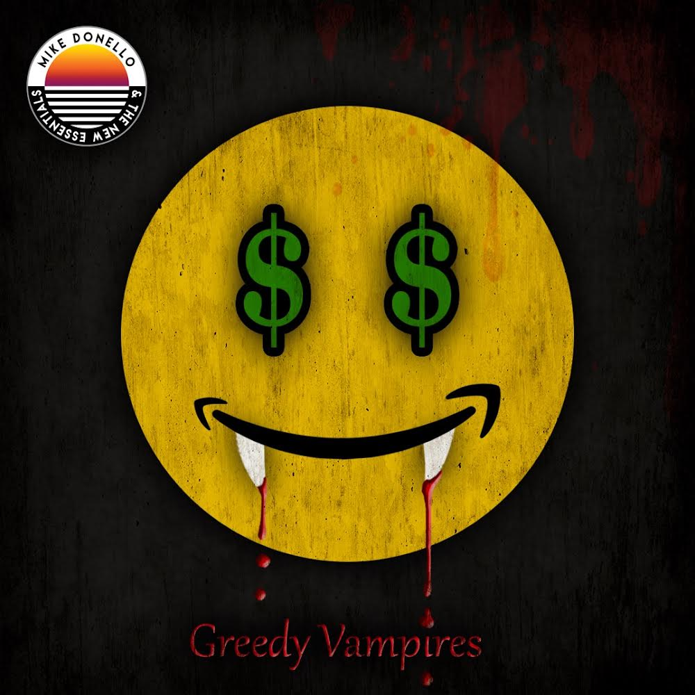 """Mike Donello & The New Essentials   """"Greedy Vampires"""""""